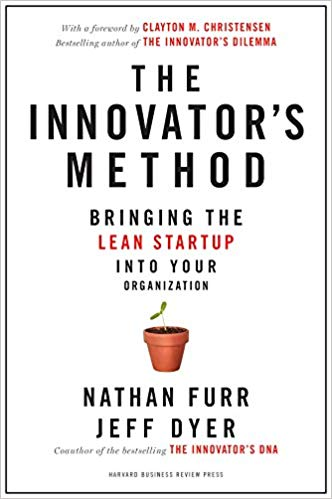 The Innovators Method Nathan Furr