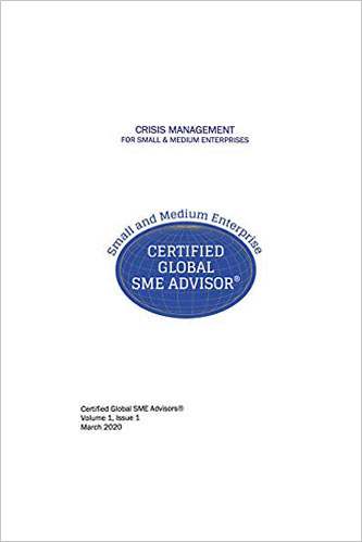 Crisis Mangement for Small to Medium Enterprises 2020 Book 1